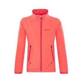 VAUDE Centipede Jacket Girls lollipop